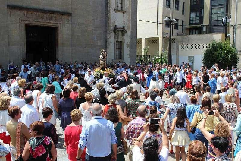 Danza Prima procesion Carmen