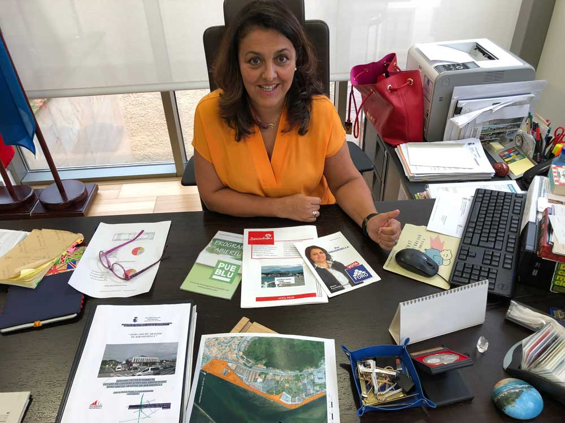 La alcaldesa de Ribadesella abandona Foro Asturias