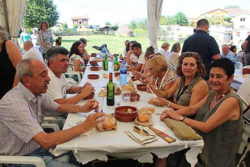 Fiestas de Santa Apolonia en Leceñes