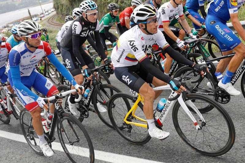 La Vuelta Ciclista llega el sábado a Les Praeres y el domingo a Los Lagos