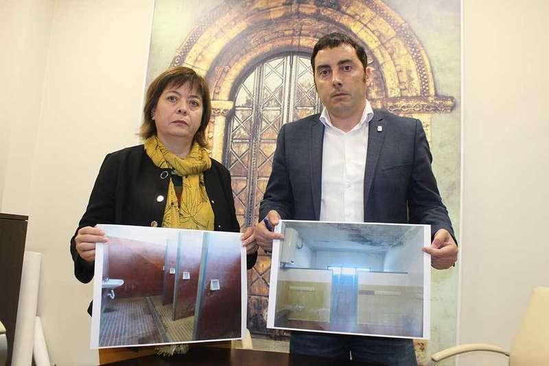 «El crédito de la Consejería de Educación con Llanera es cero», lamenta el alcalde Gerardo Sanz