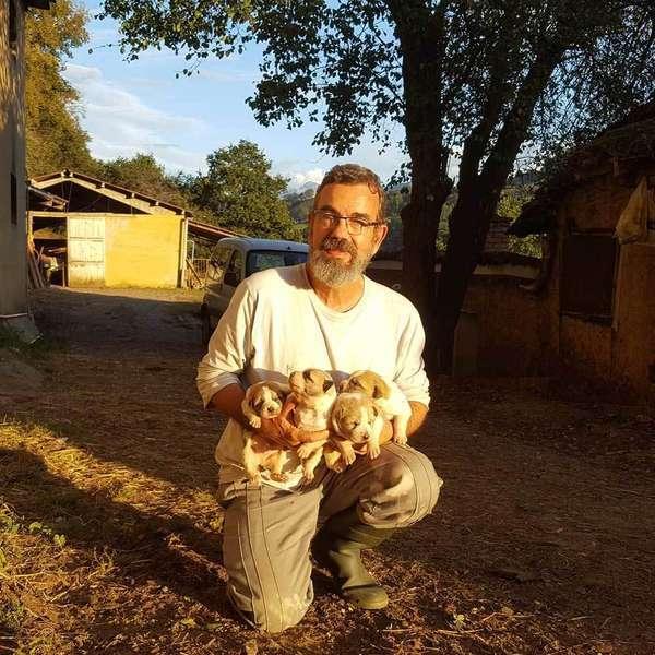 Edson Otero, un  brasileño enamorado de Asturias