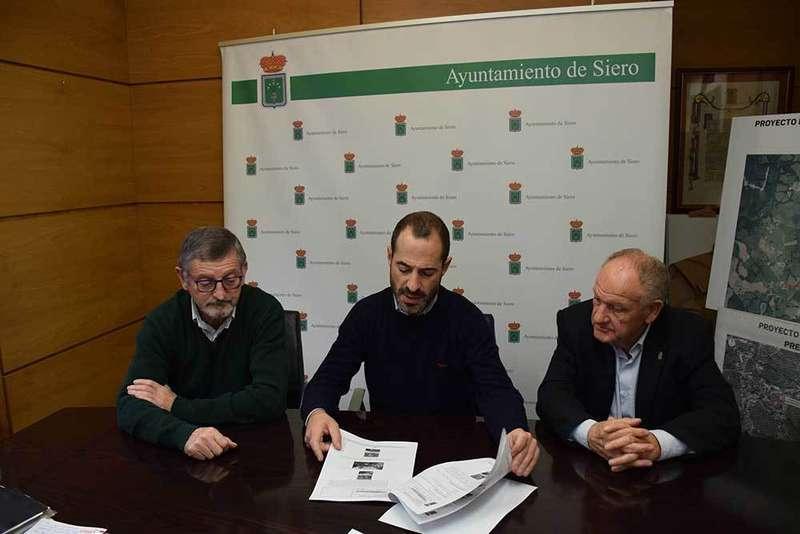 Lugones, La Fresneda y El Berrón contarán con nuevos reductores de velocidad