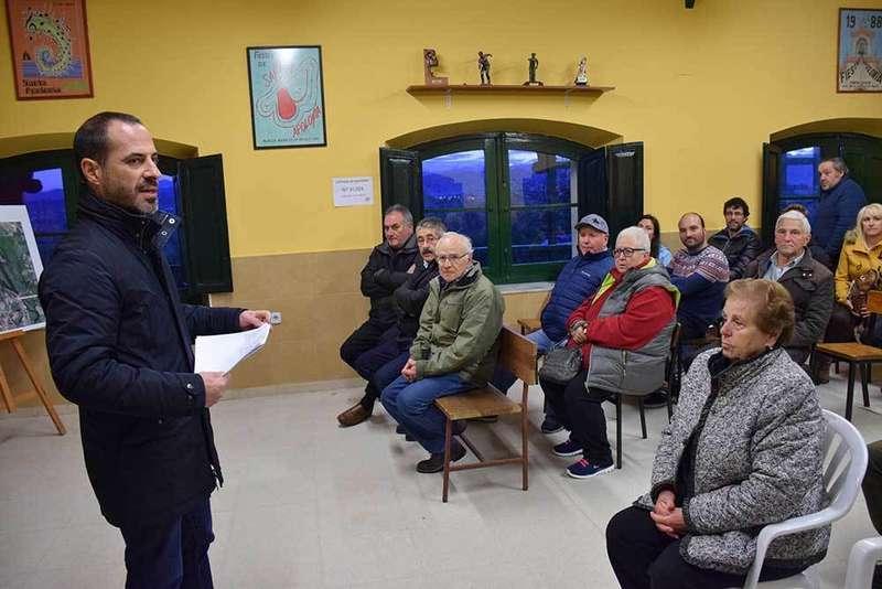 La segunda fase del saneamiento de Anes, en Siero, dará servicio a 150 vecinos