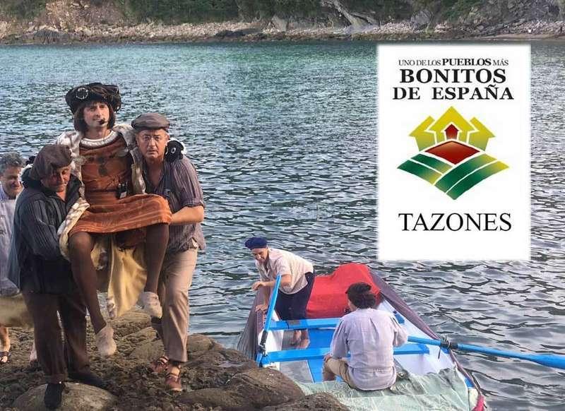 Tazones ya es con Lastres y Torazu uno de los Pueblos Más Bonitos de España