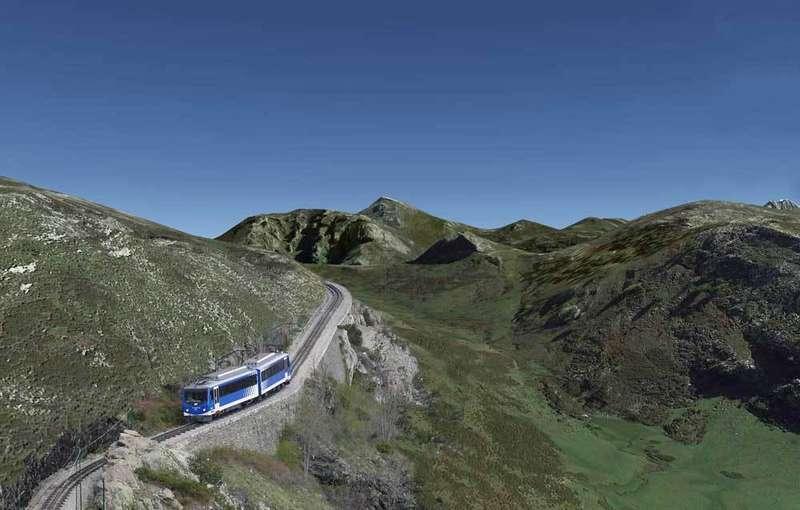 El tren cremallera a Los Lagos será el despegue del Oriente de Asturias aseguran desde el Partido Popular