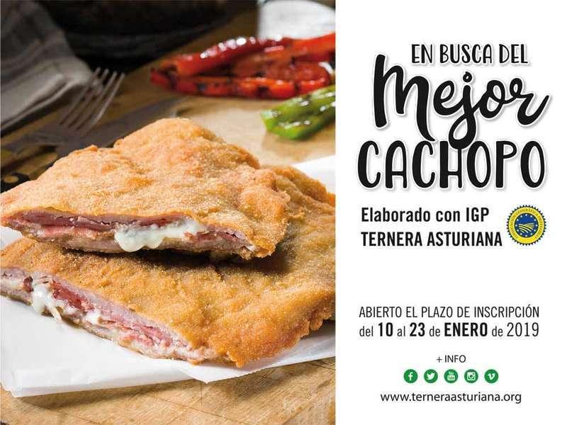Comienza la búsqueda del Mejor Cachopo elaborado con Ternera Asturiana IGP
