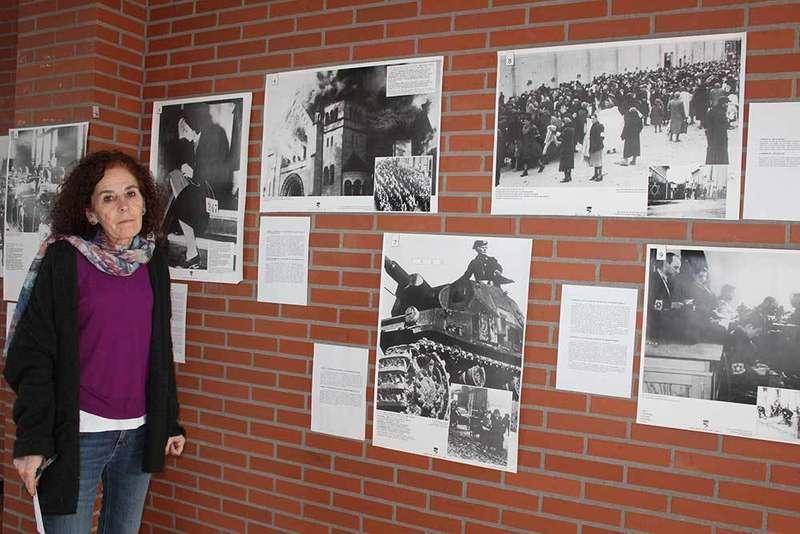 Exposición Nava Holocausto