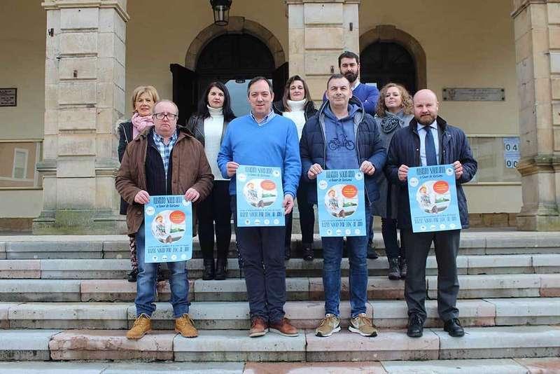 Febrero solidario en Villaviciosa