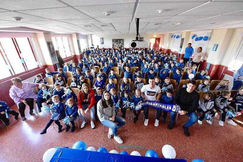 Real Oviedo en Noreña