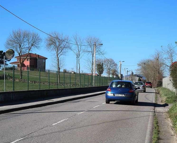 Llanera completará la senda peatonal Posada-San Cucao hasta Tuernes el Pequeño