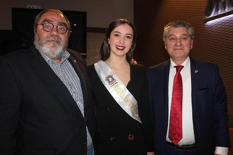 Claudia de Benito, nueva Reina de las fiestas de Pola de Siero