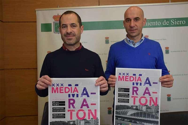 Presentación Media Maratón