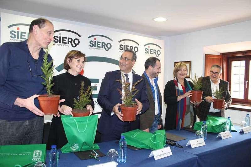 El convenio del Área Metropolitana de Asturias se firma en Siero
