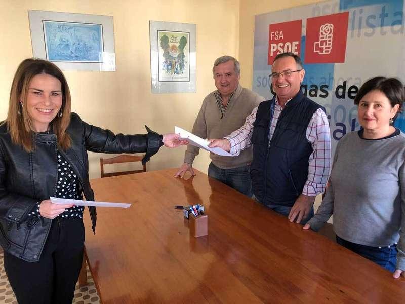 Ilusión en el PSOE de Cangas de Onís que presenta una candidatura renovada