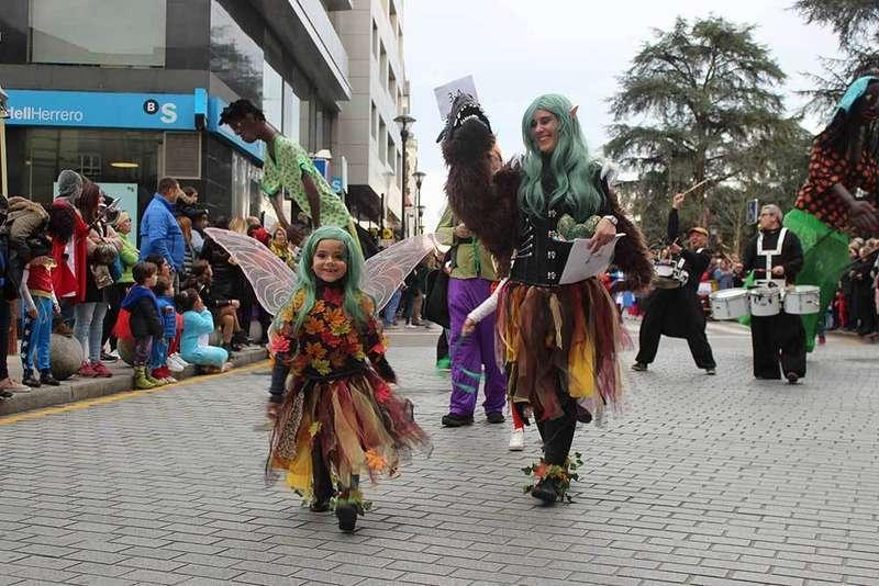 Carnaval La Pola