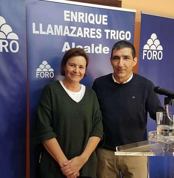 Enrique, hermano del exdiputado de IU Gaspar Llamazares, es el candidato de Foro en Ponga