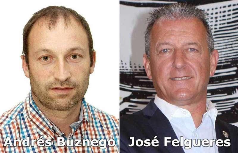 Andrés Buznego será el candidato del PP a la Alcaldía de Villaviciosa