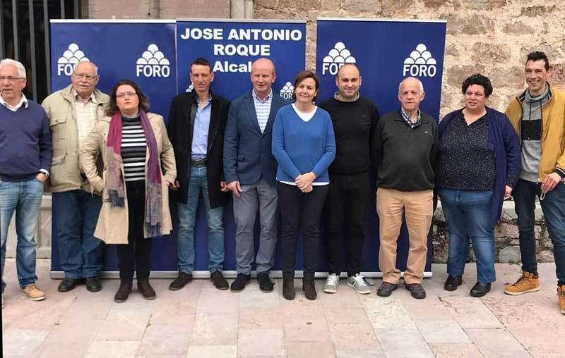 El alcalde, José Antonio Roque Llamazares, encabeza la candidatura de Foro en Peñamellera Alta