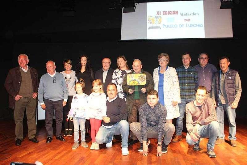 La Cofradía del Buen Suceso, Premio Pueblo de Lugones
