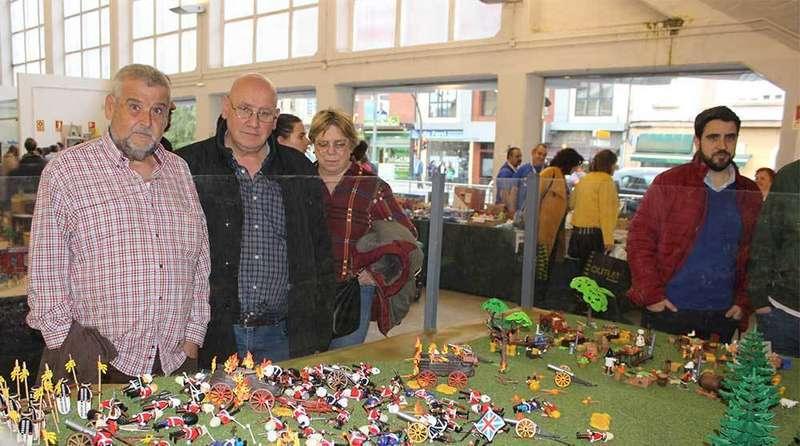 Feria de Playmobil