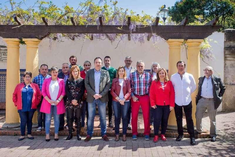 Amplia renovación en la nueva candidatura del alcalde socialista de Villaviciosa Alejandro Vega