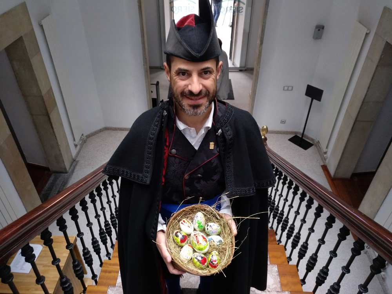 Cepi, el alcalde con más Güevos