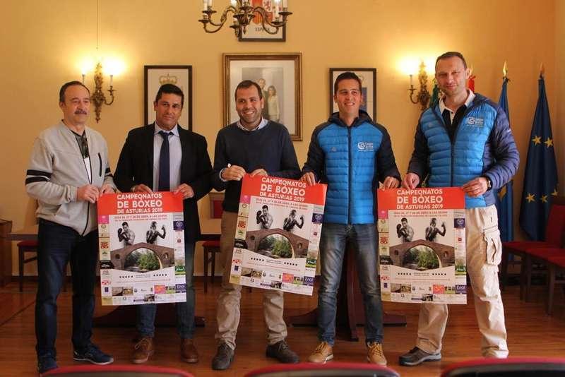 La ciudad de Cangas de Onís sede de los campeonatos de Asturias de Boxeo el próximo fin de semana