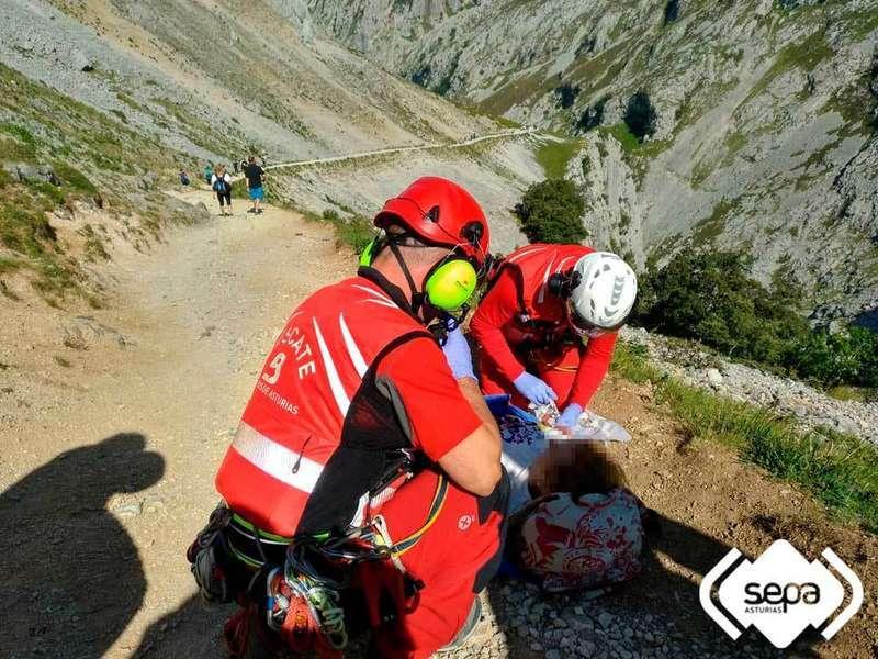 rescate-bomberos-ruta-cares