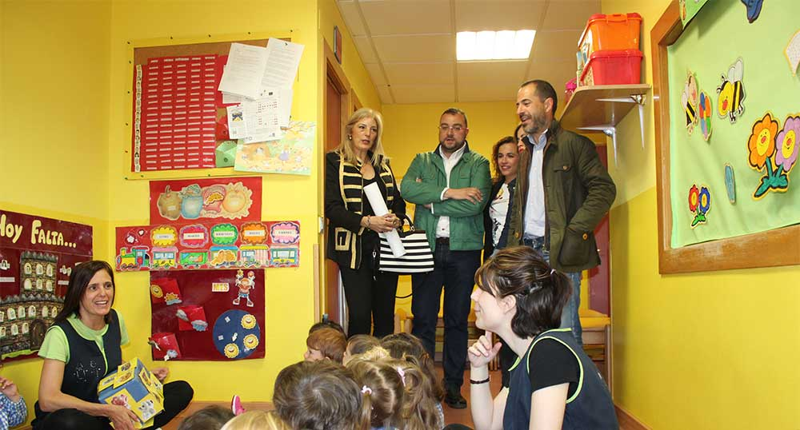 El PSOE de Siero incluye en su programa ampliar la Escuela de 0 a 3 años de Lugones