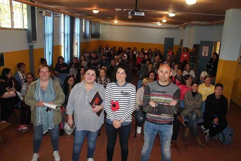 Reunión AMPA Celestino Montoto