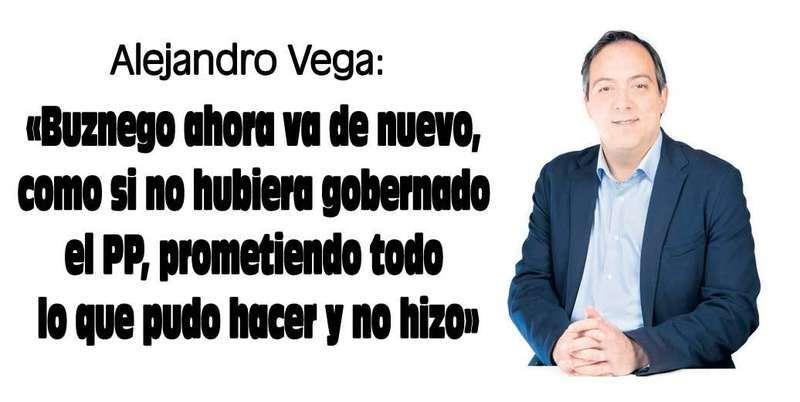 Principales propuestas de Alejandro Vega para Villaviciosa