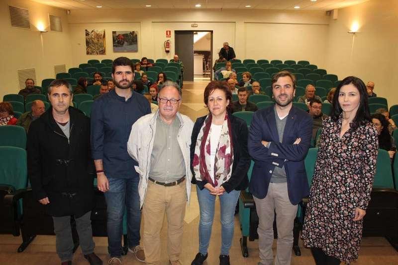 Javier Ardura es el candidato de IU a la alcaldía de Noreña