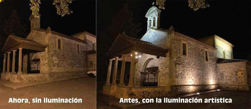 capilla-san-antoniu-iluminación-cangas