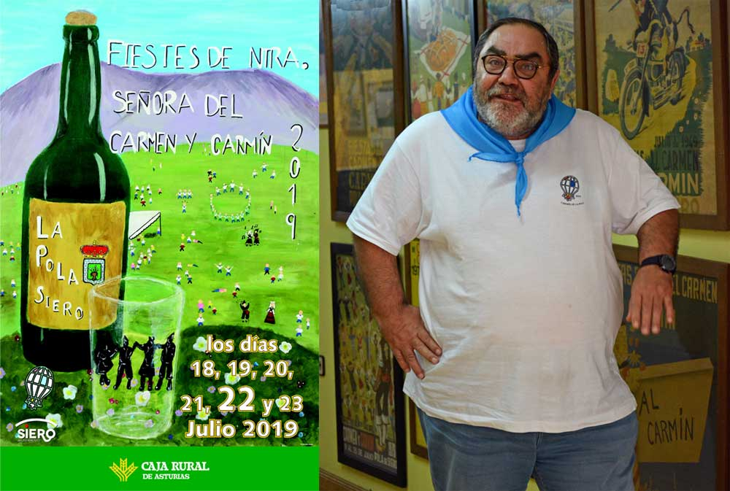 Ráfaga protagonizará la verbena del viernes del Carmín