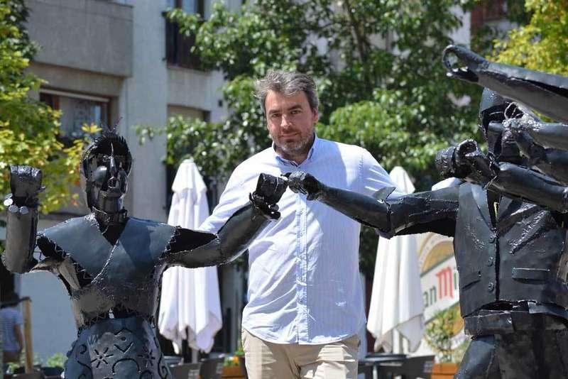 Nacho Calviño: «Prefiero unas fiestas de calidad más que de cantidad»
