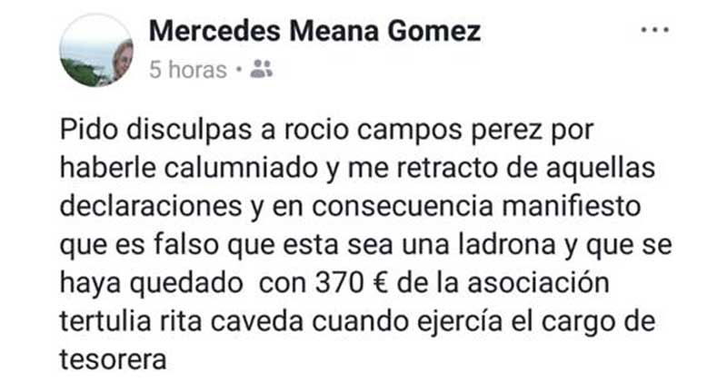 mercedes-meana-disculpas