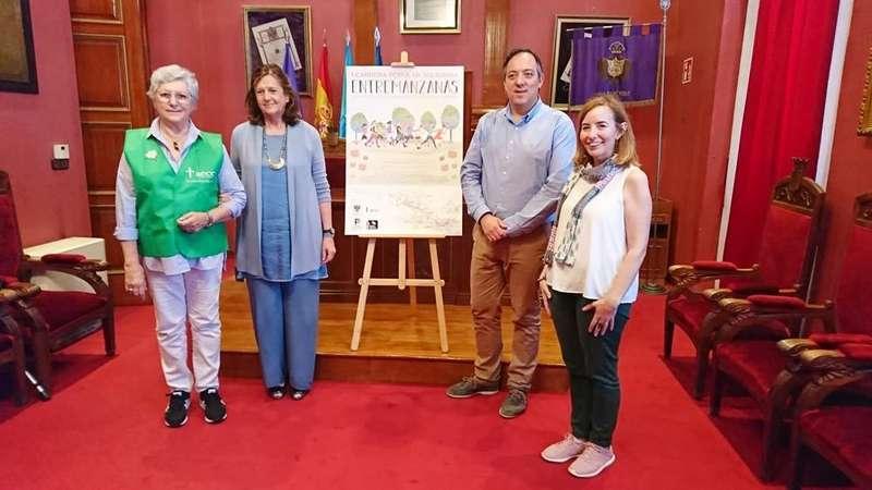 """Villaviciosa celebra la I Carrera Popular Solidaria """"Entremanzanas"""""""