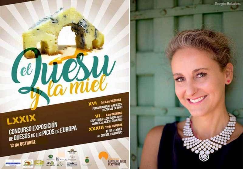 Cangas de Onís acoge este fin de semana la XVI Feria Regional de Quesos