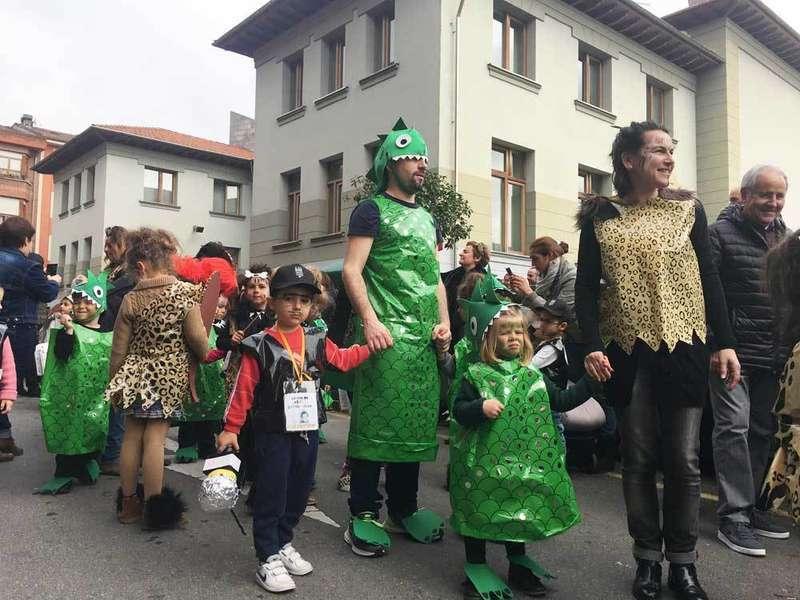 carnaval de los escolinos de arriondas