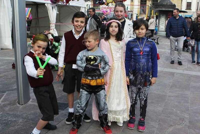 carnaval-niños-cangas-de-onís