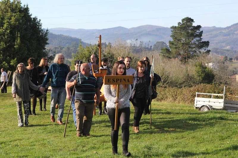 santolaya en Seloriu Villaviciosa de Asturias