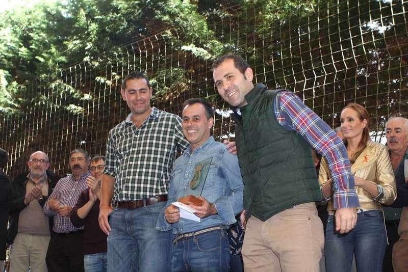 primer premio gamoneu valle en benia de onis