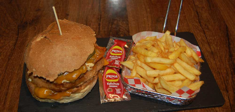 hamburguesa Big