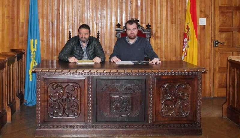 ivan allende alcalde de Piloña