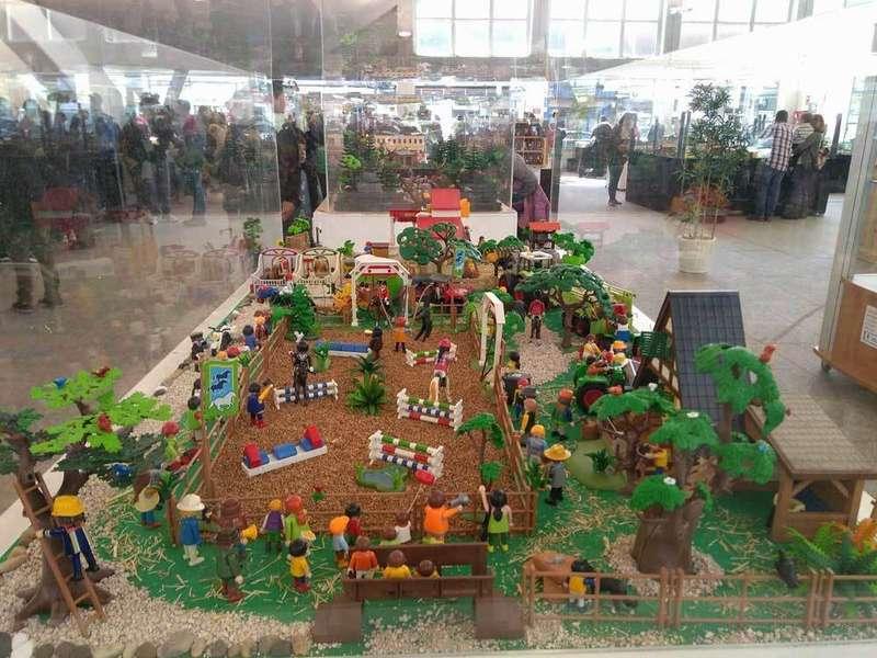 Mercado playmobil en pola de siero el s bado y el domingo - El tiempo en siero asturias ...