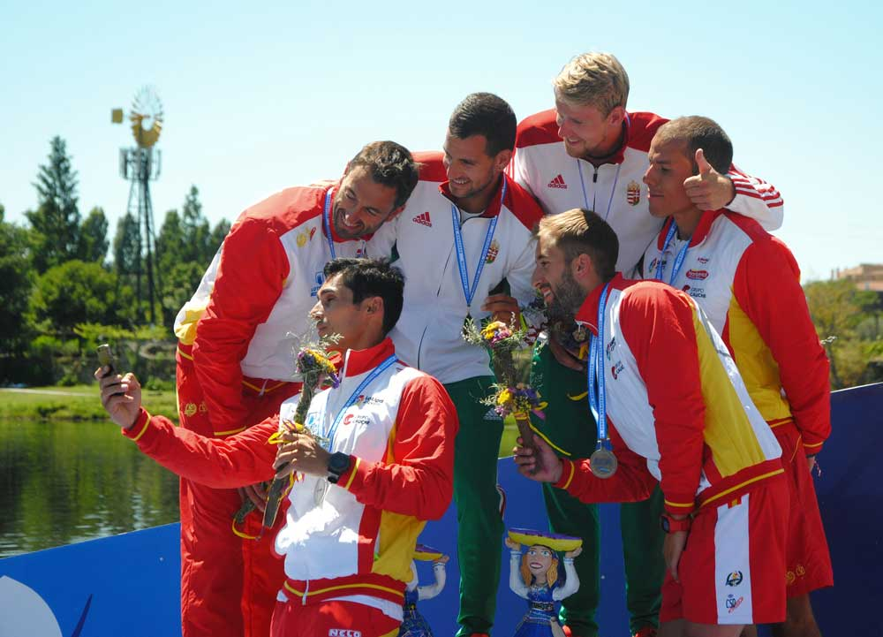 podium-europeo-maraton-walter-bouzán
