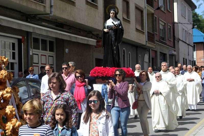 santa-rita-procesión