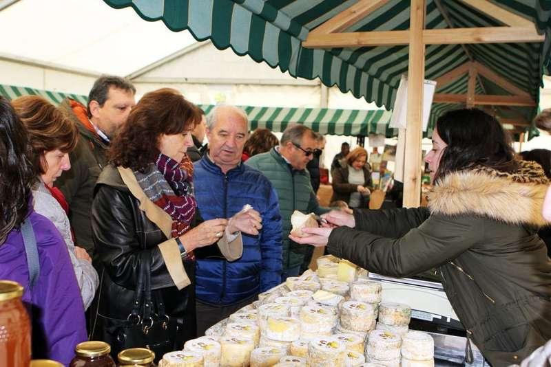 Ponga será la capital del quesu de Los Beyos el fin de semana